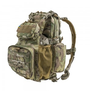 Backpack tactical assault HCP-S Multicam