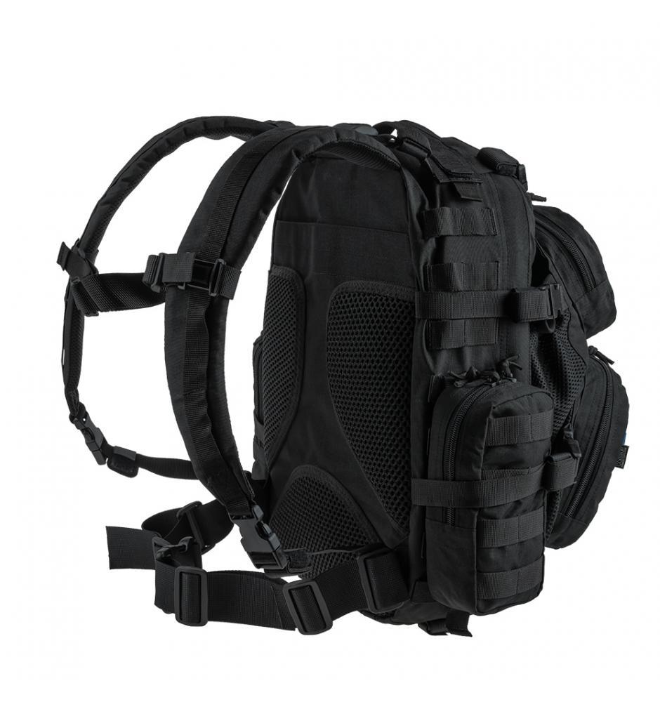 Тактичний штурмовий рюкзак  HCP-L Black
