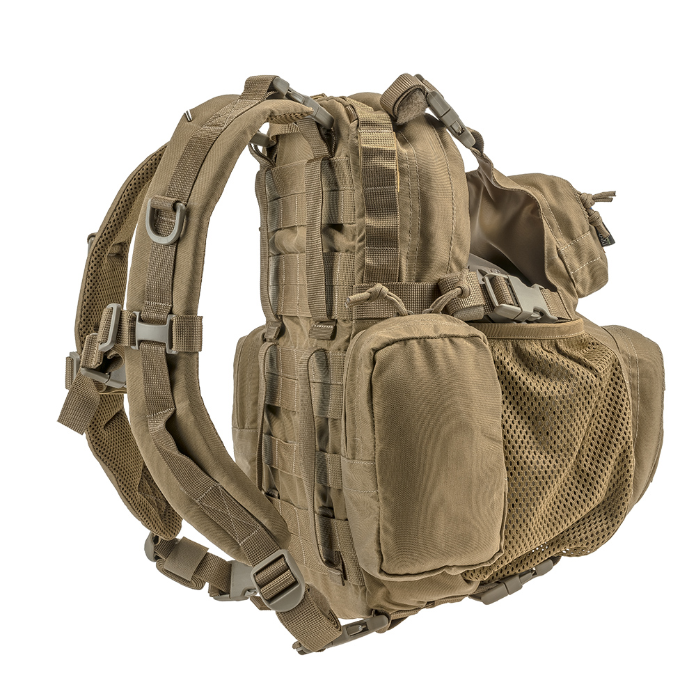 Backpack tactical assault HCP-S Coyote