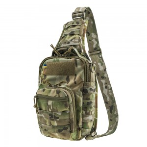 Tactical Shoulder Bag EDC M V-Camo