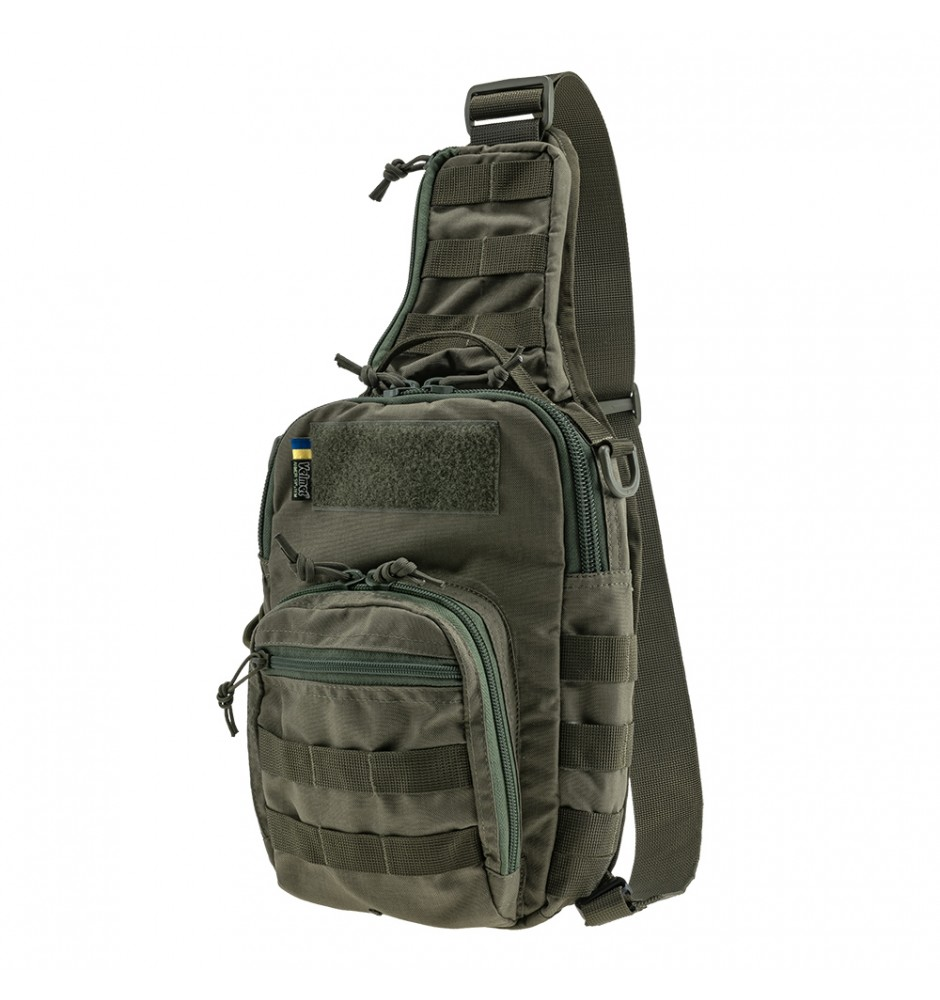 Tactical Shoulder Bag EDC M Ranger Green