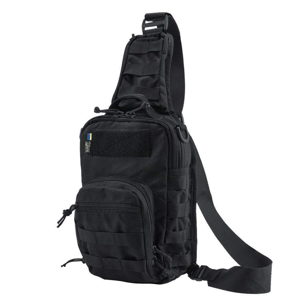 Tactical Shoulder Bag EDC M Black