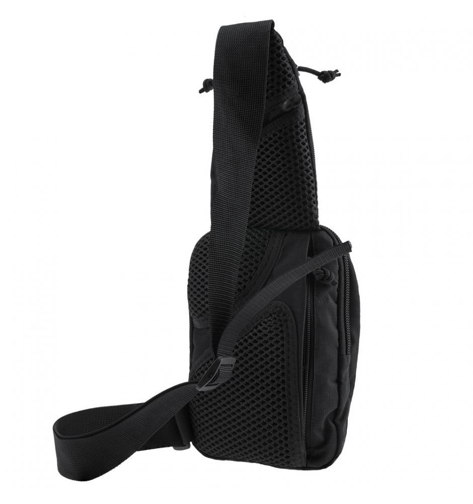 Тактическая сумка-кобура EDC S Black