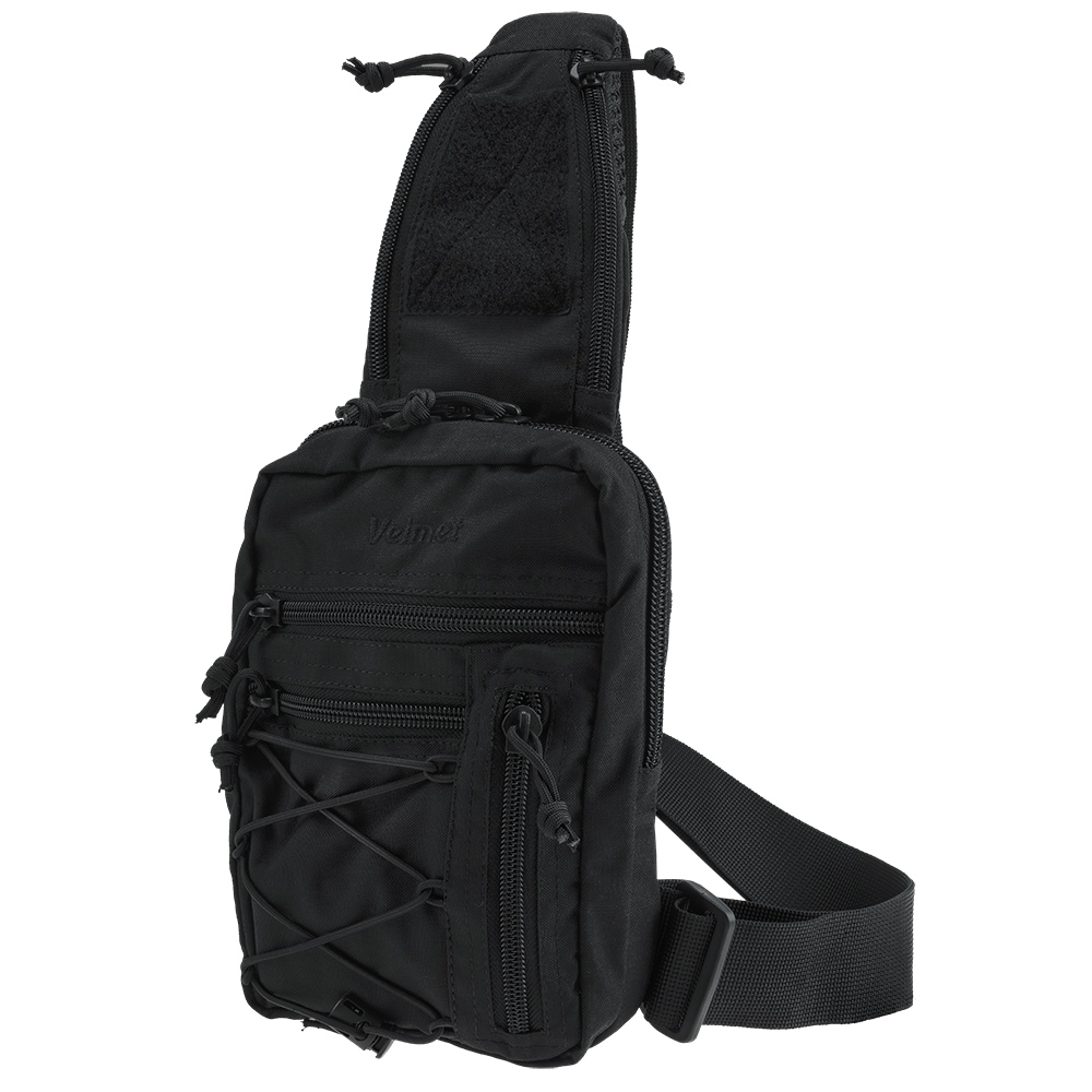 Тактична сумка-кобура EDC S Black