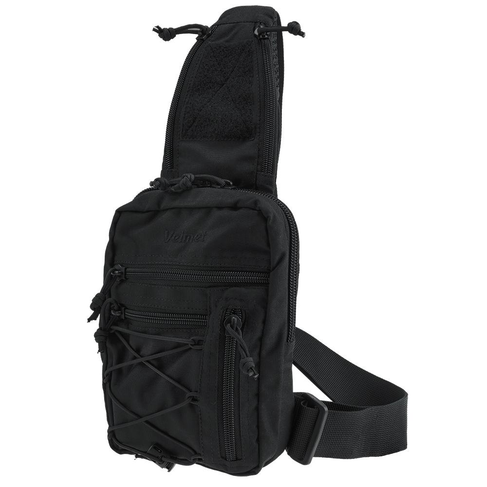 Tactical Shoulder Bag EDC S Black