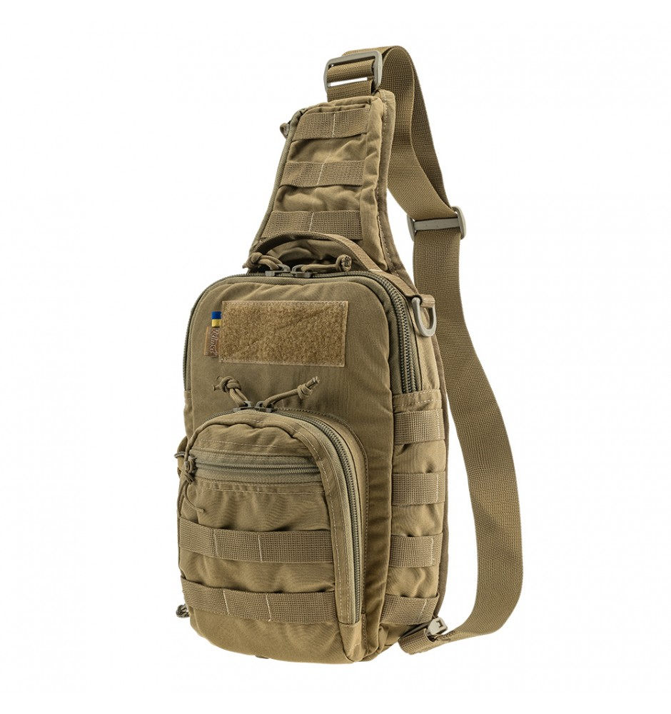 Tactical Shoulder Bag EDC M Coyote