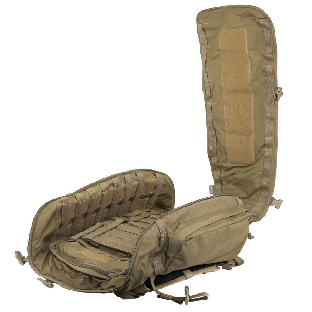 Тактичний рейдовий рюкзак UASOF-01 Coyote