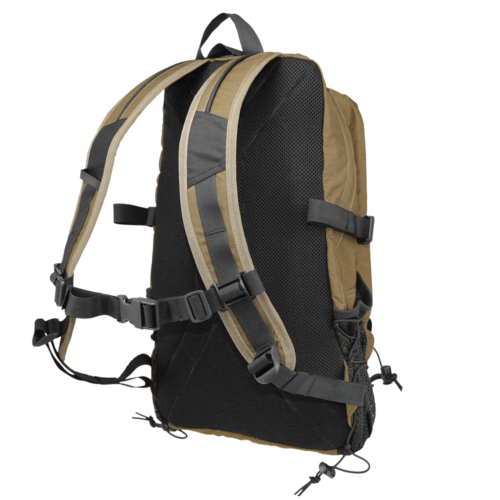 Small tactical backpack Nic-Tac Coyote