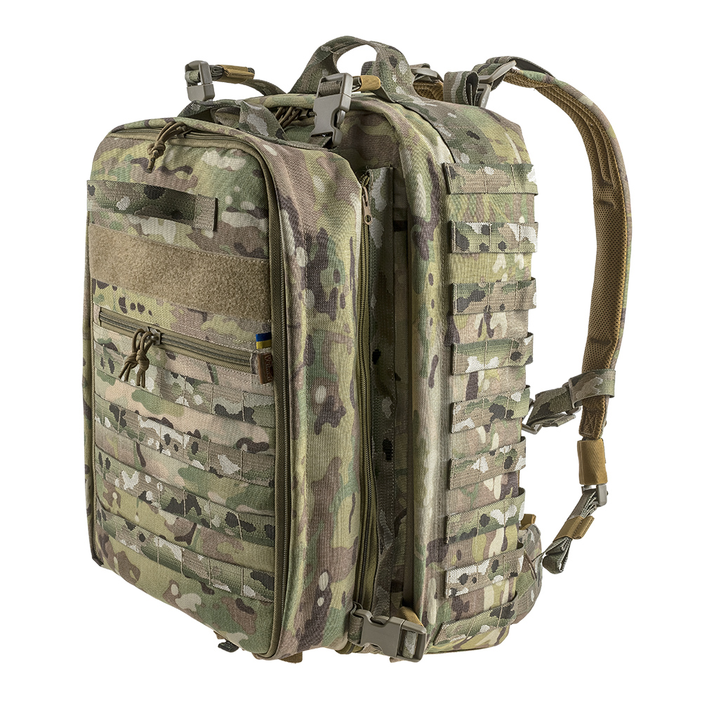 Backpack tactical medical MBP V-Camo