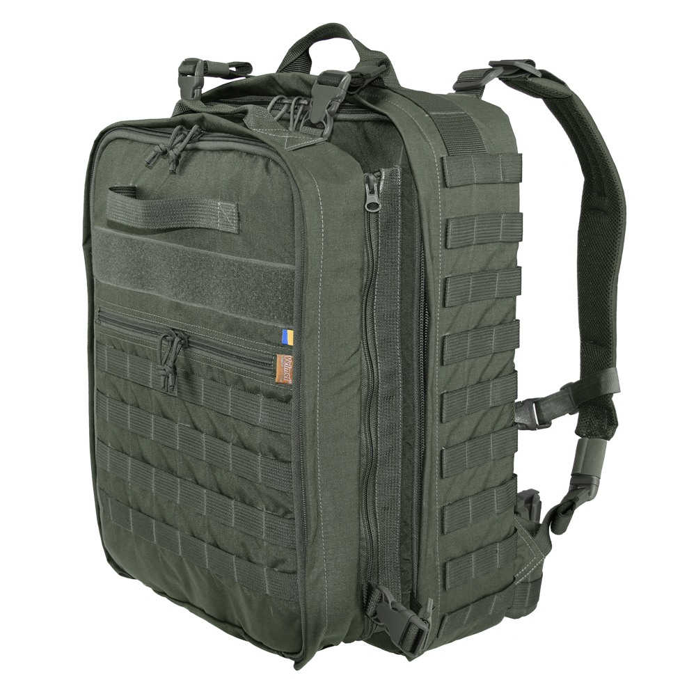 Backpack tactical medical MBP Ranger Green