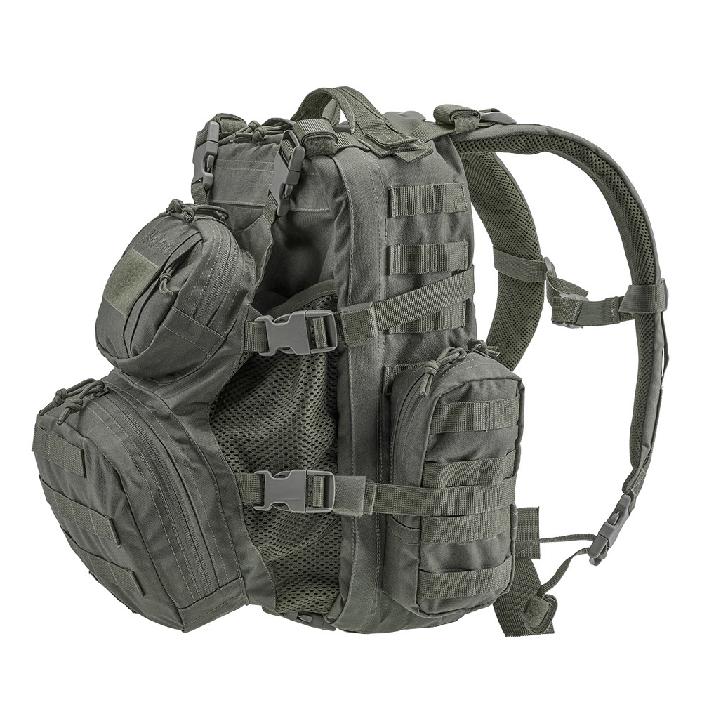 Backpack tactical assault HCP-L Ranger Green