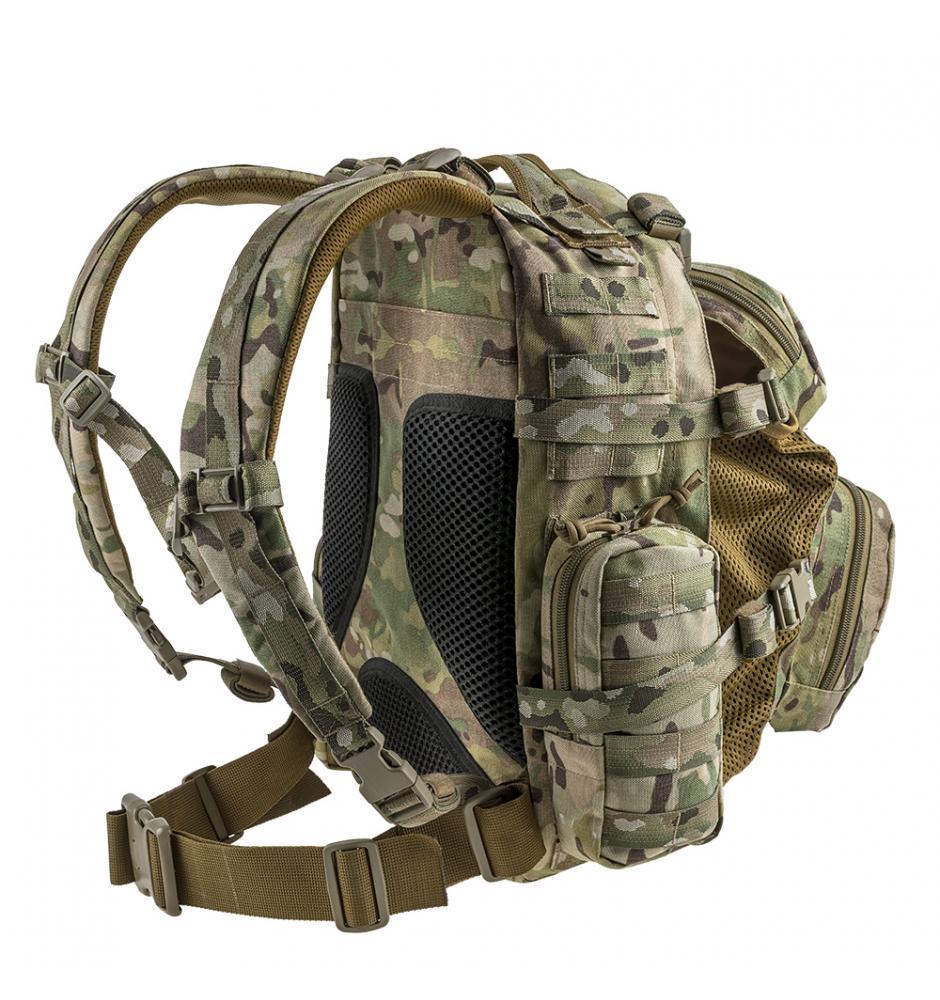 Тактический штурмовой рюкзак HCP-L V-Camo