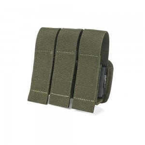 VELMET GP-3 Triple 40MM Grenade Pouch - Ranger Green