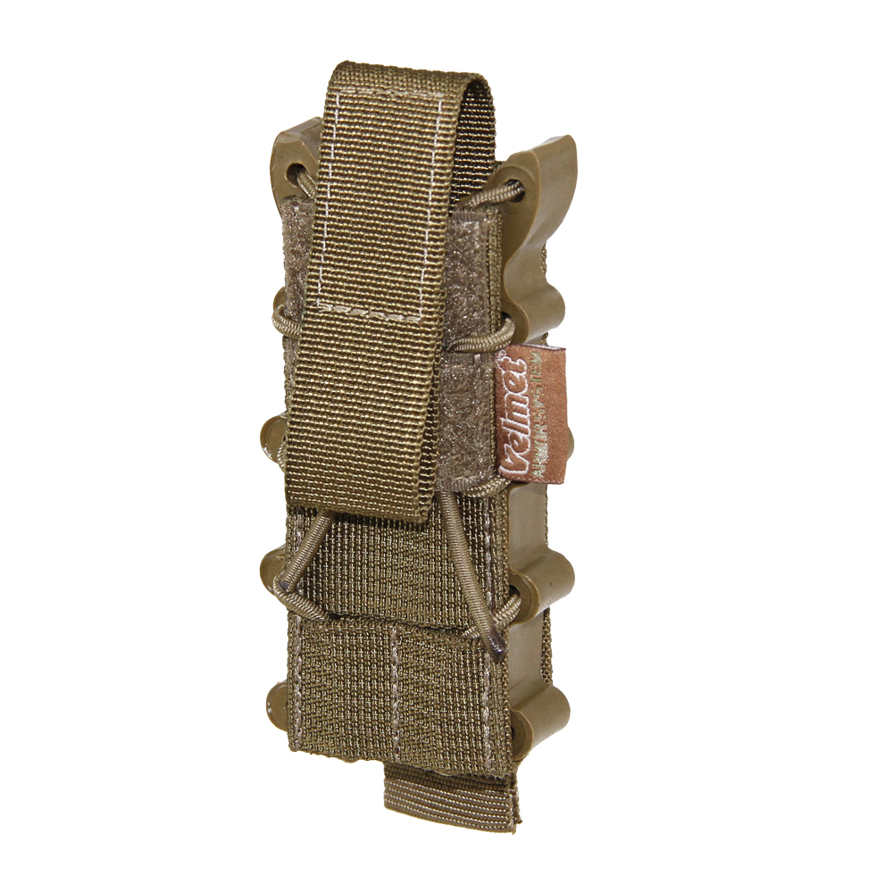 Open pistol magazine pouch PM-1SF G2 Coyote