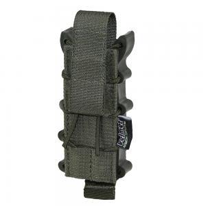Open pistol magazine pouch PM-1SF G2 Ranger Green