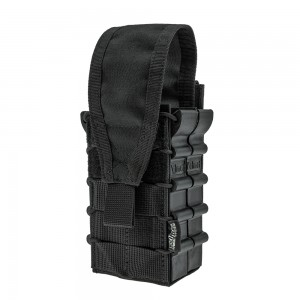 Double Mag Pouch for AK / AR Black