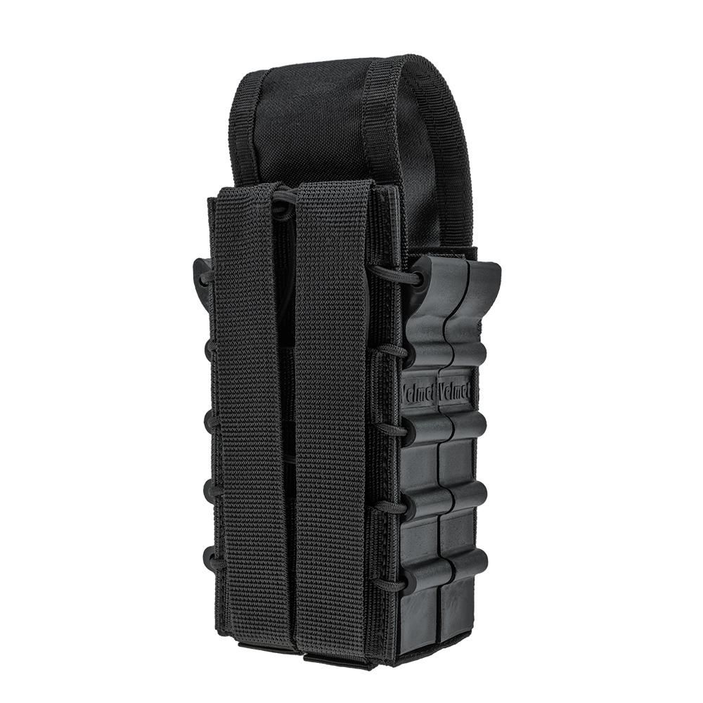 AR / AK Dual Mag Pouch Black