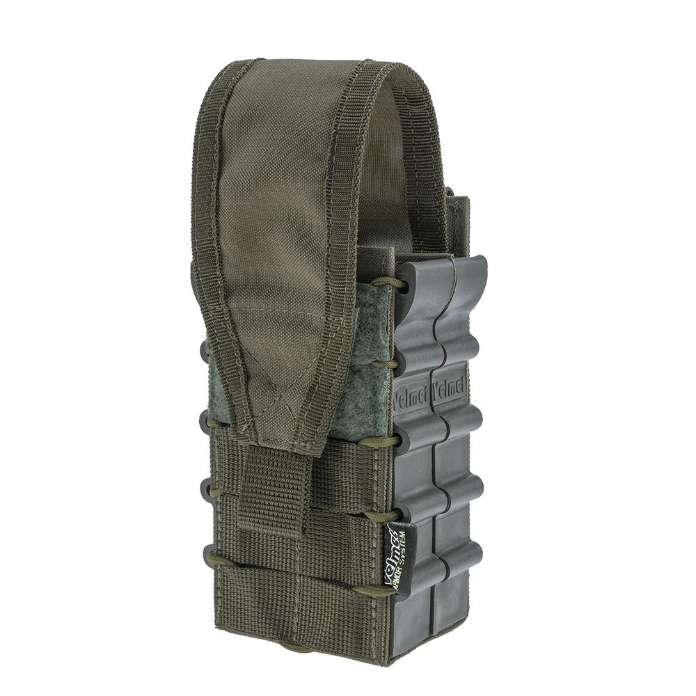 AR / AK Dual Mag Pouch Ranger Green