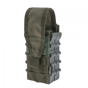 Double Mag Pouch for AK / AR Ranger Green