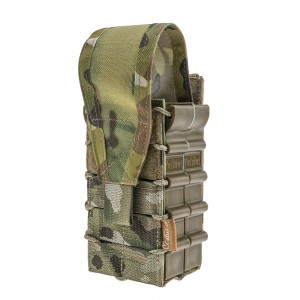 Double Mag Pouch for AK AR15 Multicam