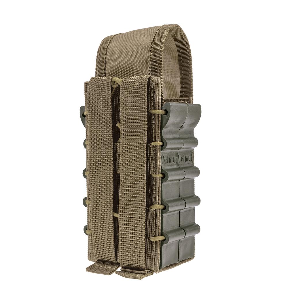 AR / AK Dual Mag Pouch Coyote