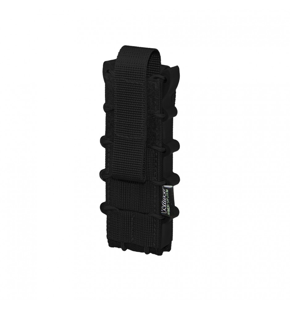 MP5 / SMG Magazine Pouch PM-2SF Black G2