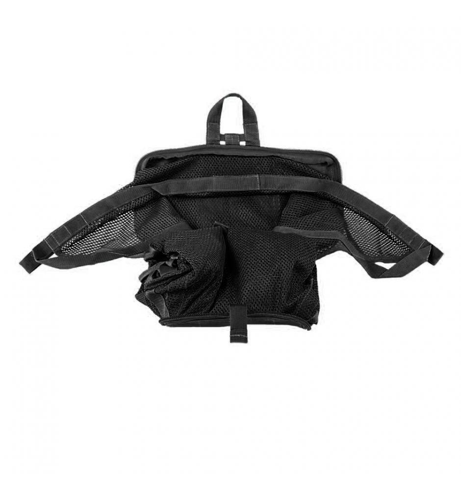 Тактические носилки  бескаркасные VELMET TS-01 Black