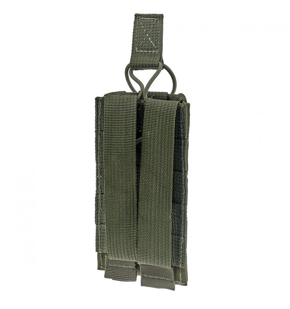 Universal elastic pouch  V-Flex FM-L Ranger Green