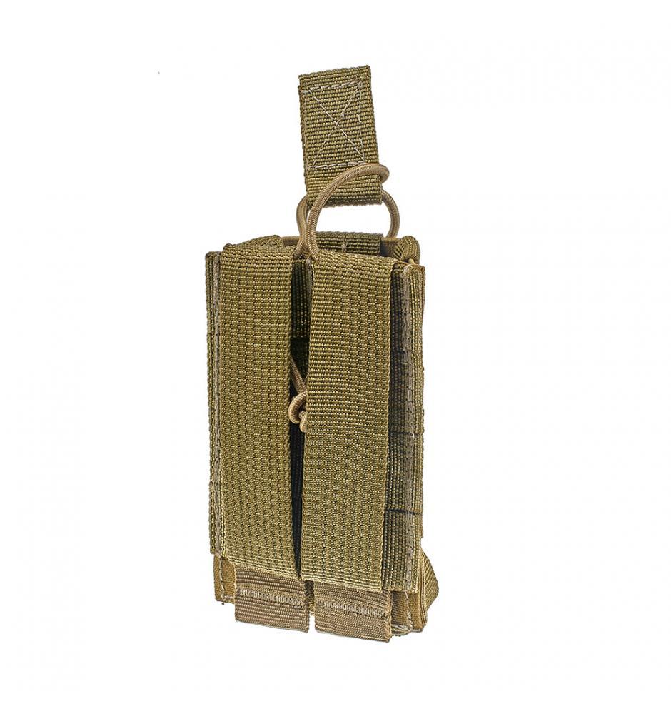 Universal elastic pouch  V-Flex FM-M Coyote