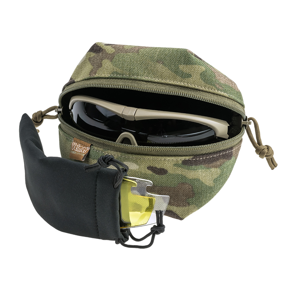 Spectacle Pouch GP - 1 V-Camo