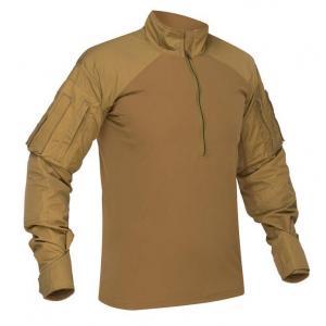Бойова сорочка Zewana X-1 Combat Shirt Coyote