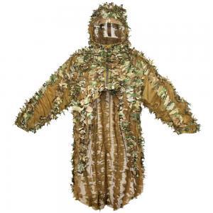 Summer camouflage suit 3D