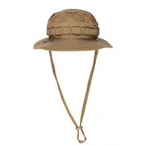 Tactical Boonie Hat TBH-M NYCO  IRR Coyote