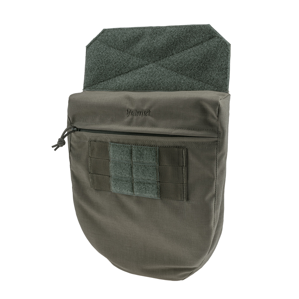 Plate Carrier Down Accessory Pouch PCP-XL Ranger Green