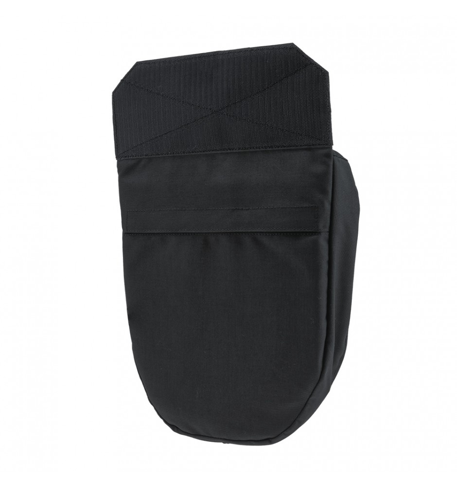 Plate Carrier Down Accessory Pouch PCP-XL Black