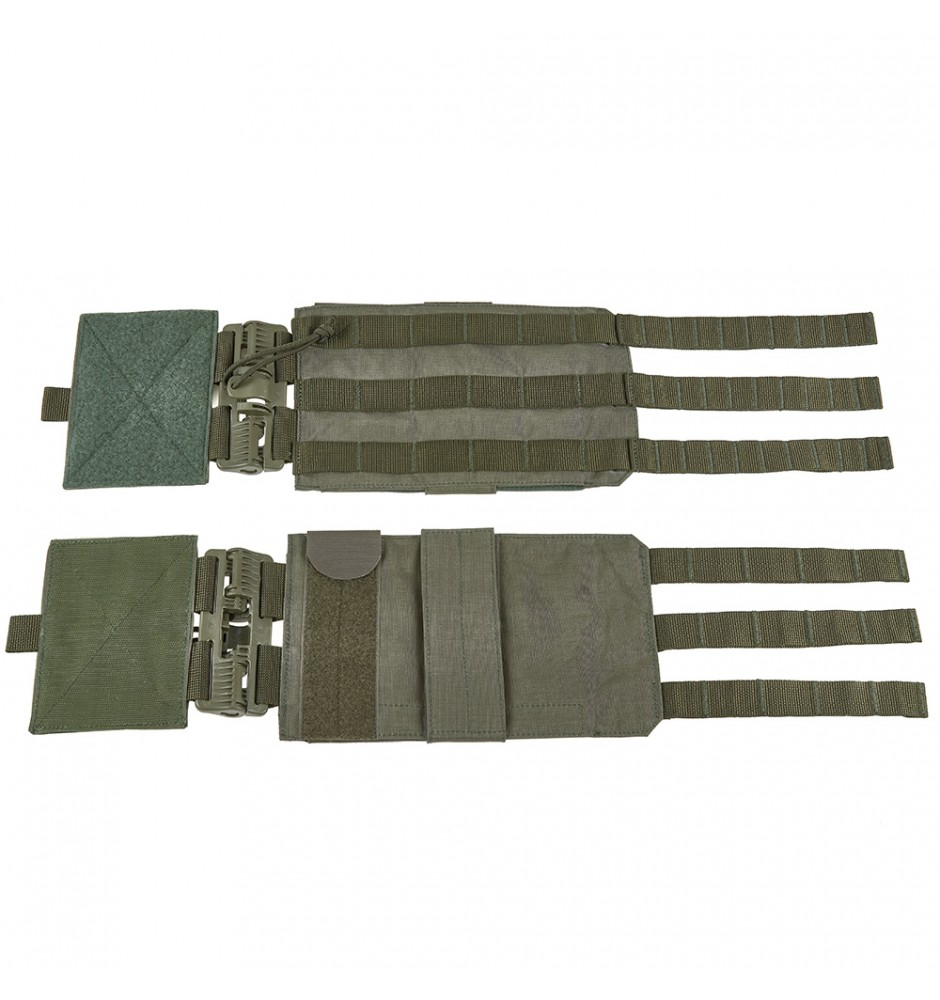 ROC buckle Cummerbund for PC Perun 3 Ranger Green