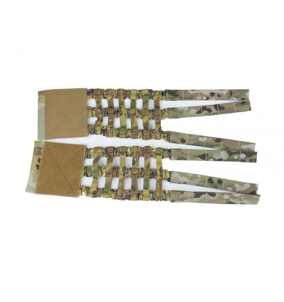 The elastic cummerbund plate carrier Perun 3 Multicam