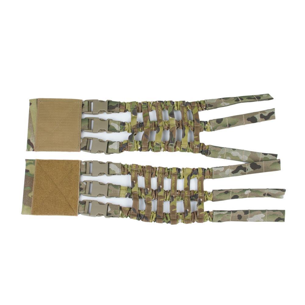 The elastic cummerbund plate carrier Perun 3 Multicam