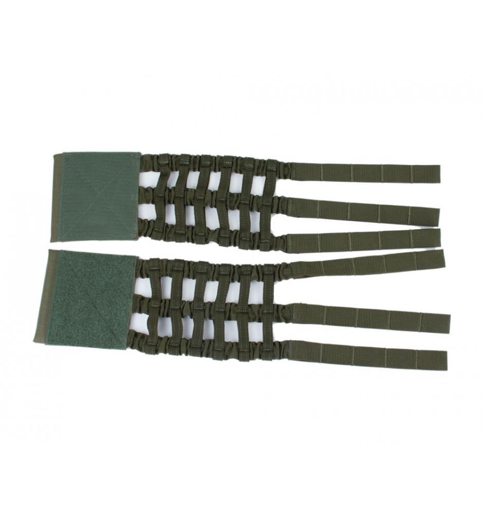 Камербанди до чохла для бронепластин Perun 3  Ranger Green