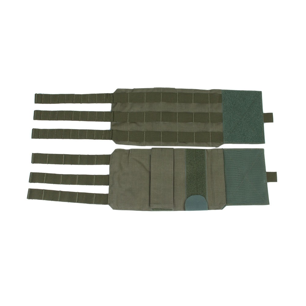 Базові камербанди до Чохла для бронепластин Perun 3 Ranger Green