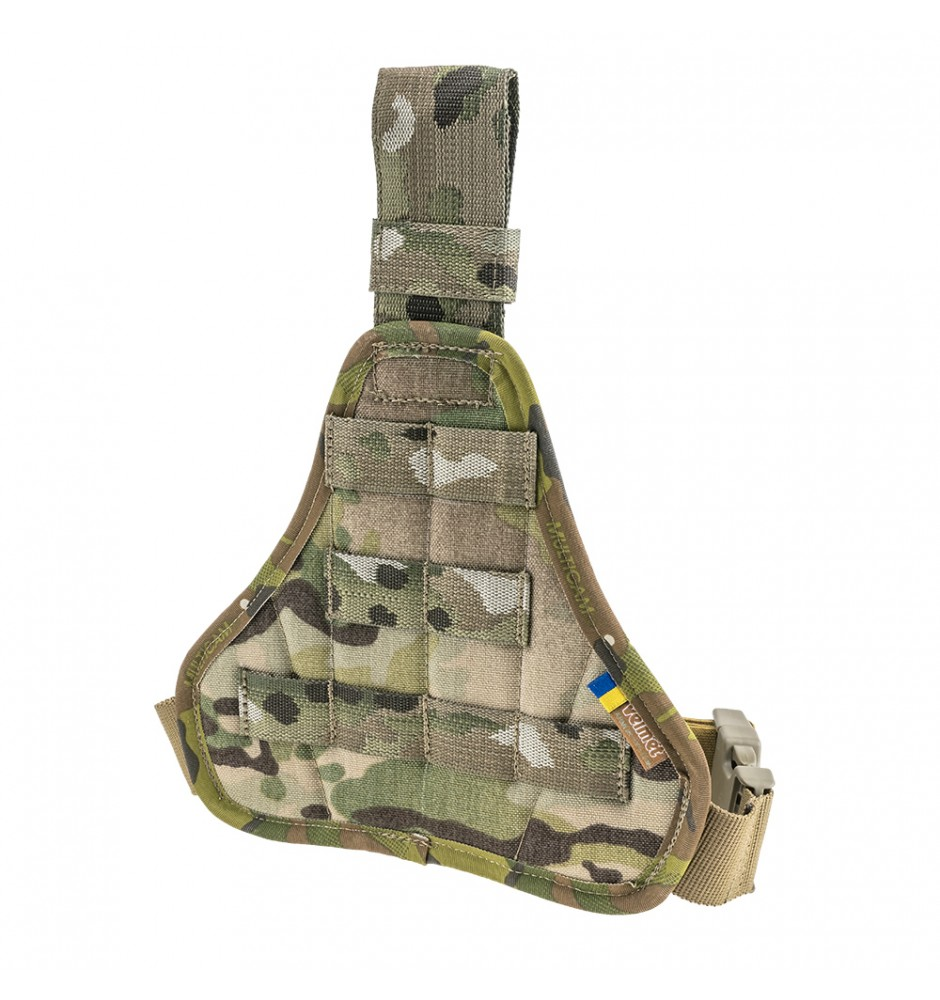 Tactical Drop Leg Platform P-01 Multicam