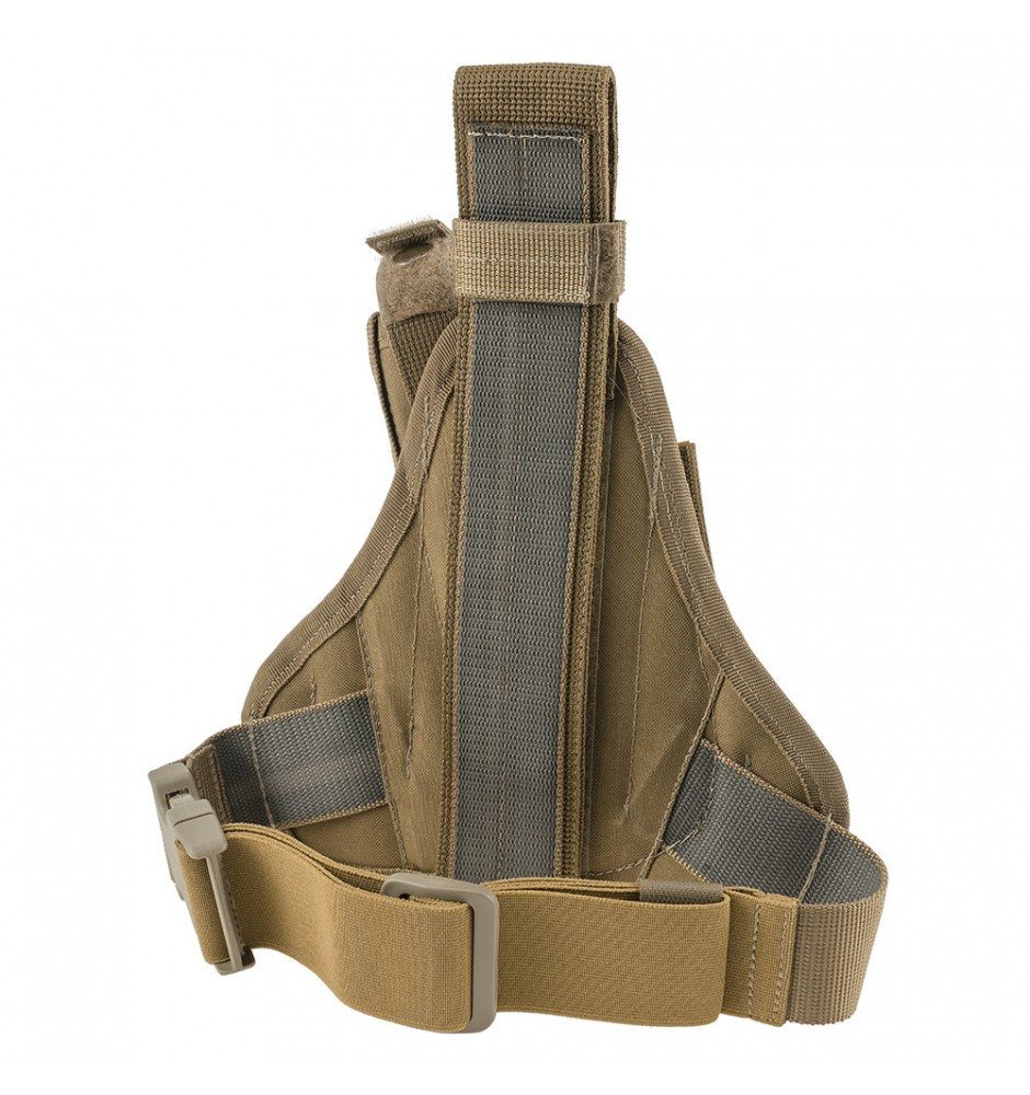 Tactical Drop Leg Holster Coyote