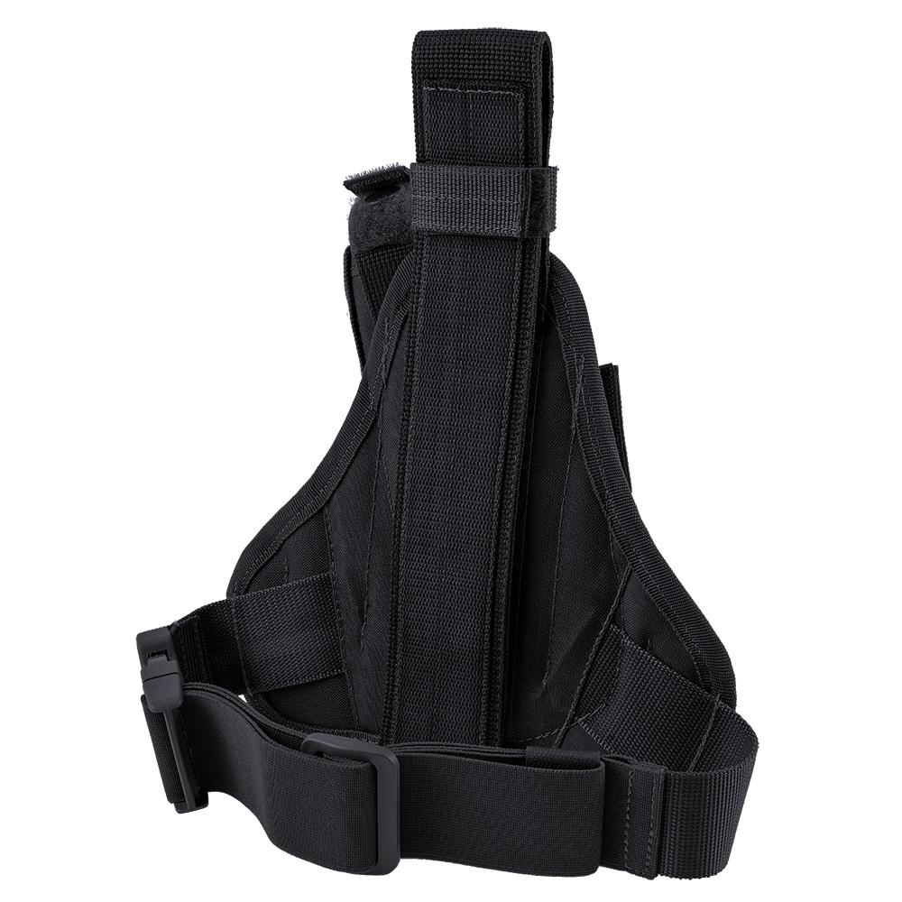 Tactical Drop Leg Holster DLH-1 Black