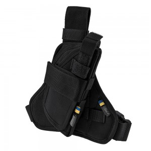 Drop Leg Holster DLH-1 Black