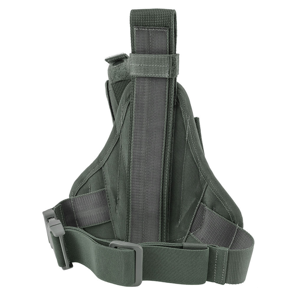 Tactical Drop Leg Holster DLH-1 Ranger Green