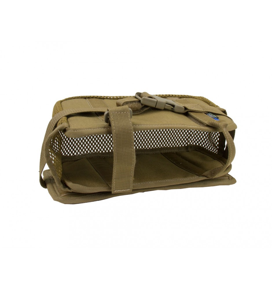 PKM Machine gun ammo box pouch SF Coyote
