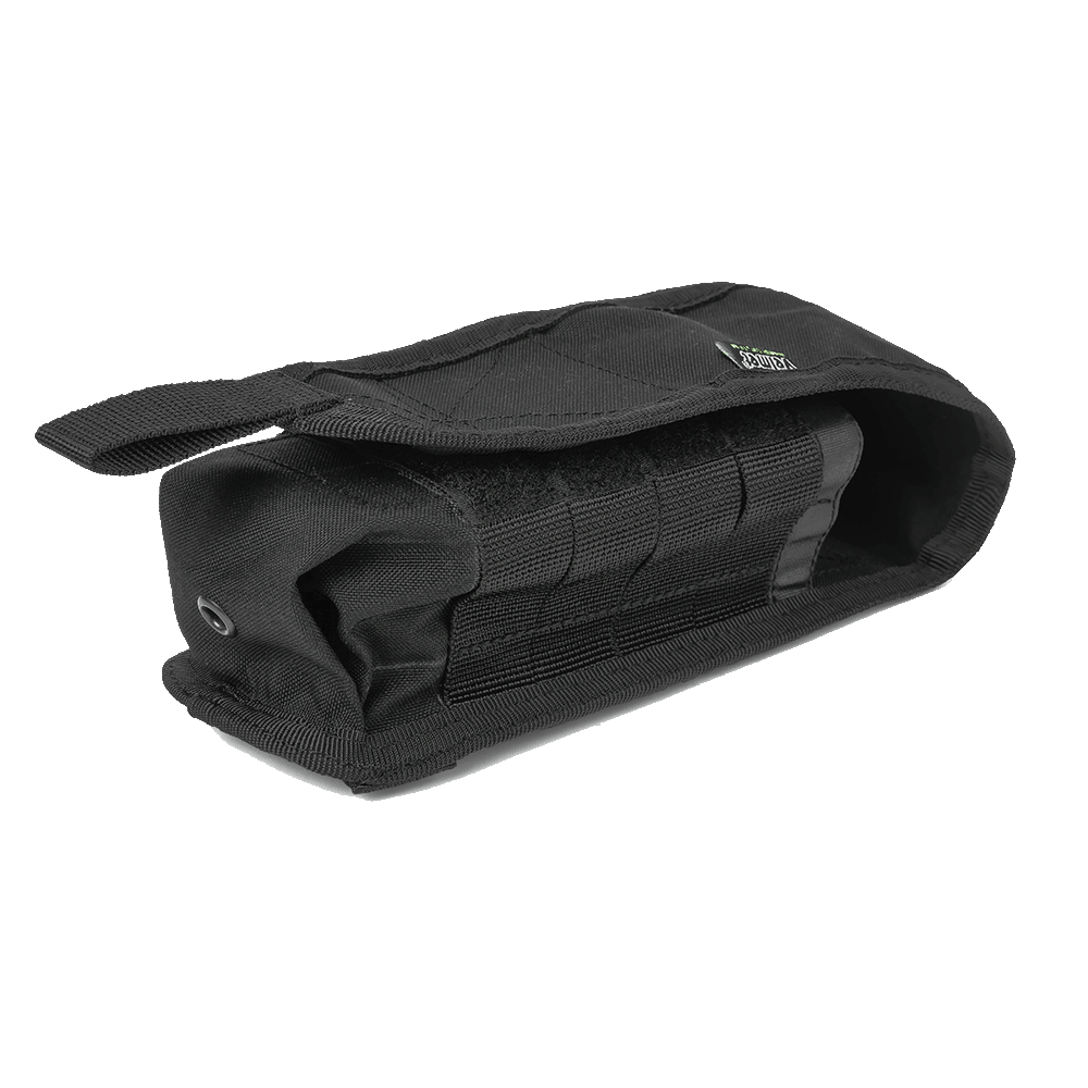 FM-2 Double Rifle Magazine Pouch Black