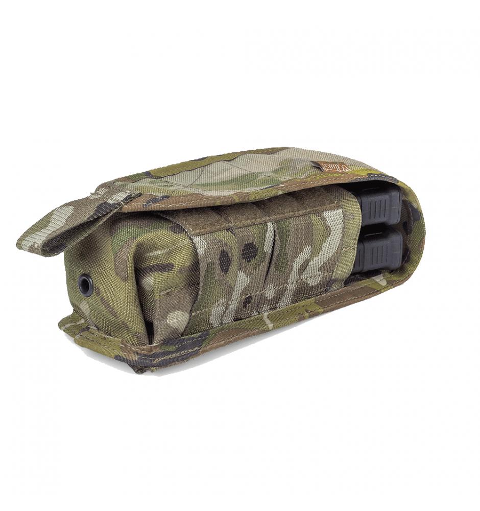 FM-2 Double Rifle Magazine Pouch Multicam