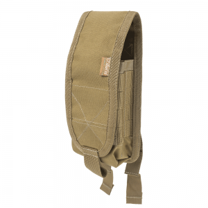 FM-2 Double Rifle Magazine Pouch - MOLLE Coyote