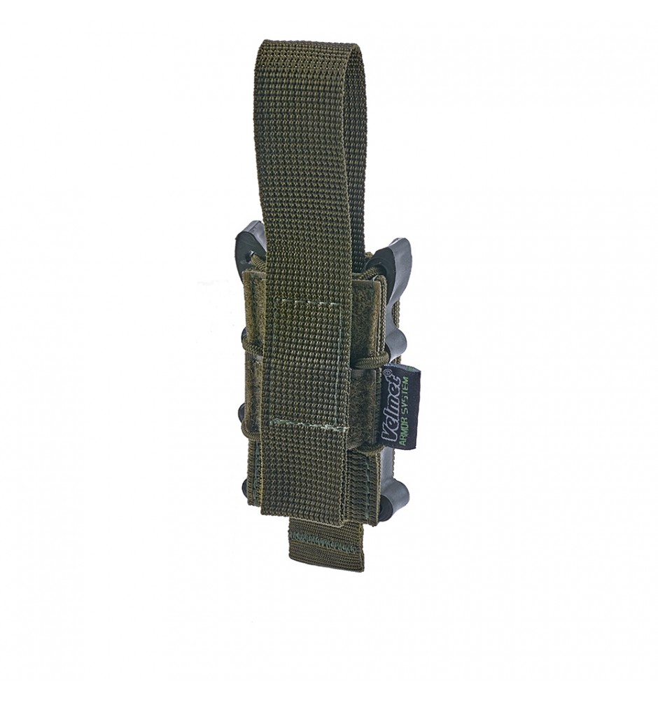 Open pistol magazine pouch PM-1SF Compact S Ranger Green
